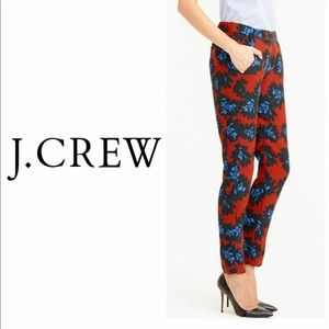 J Crew pull on trousers
